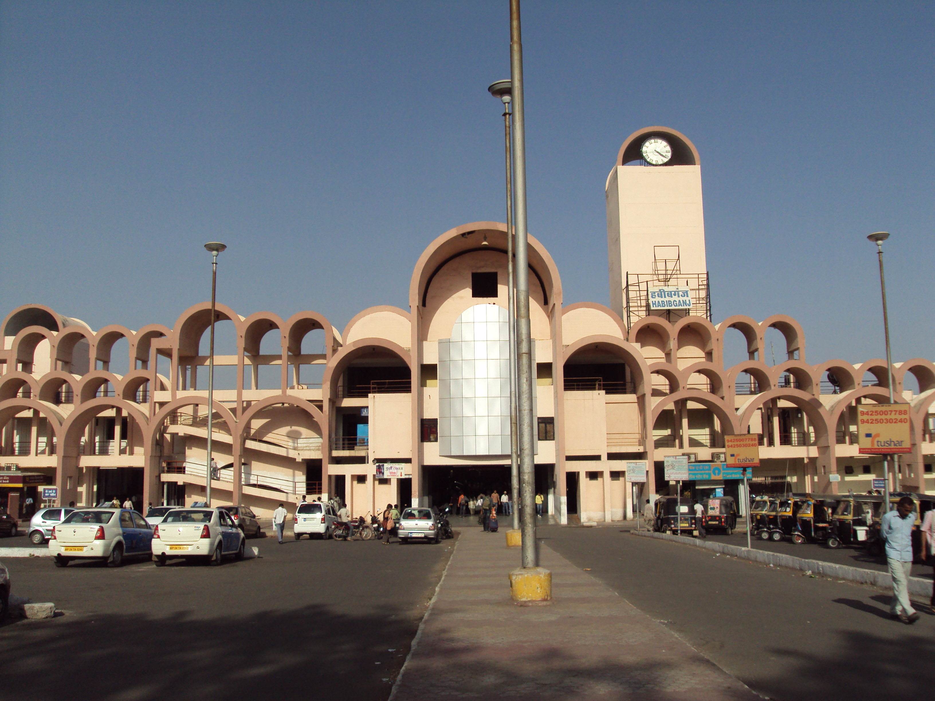 Habibganj railway station - Wikipedia