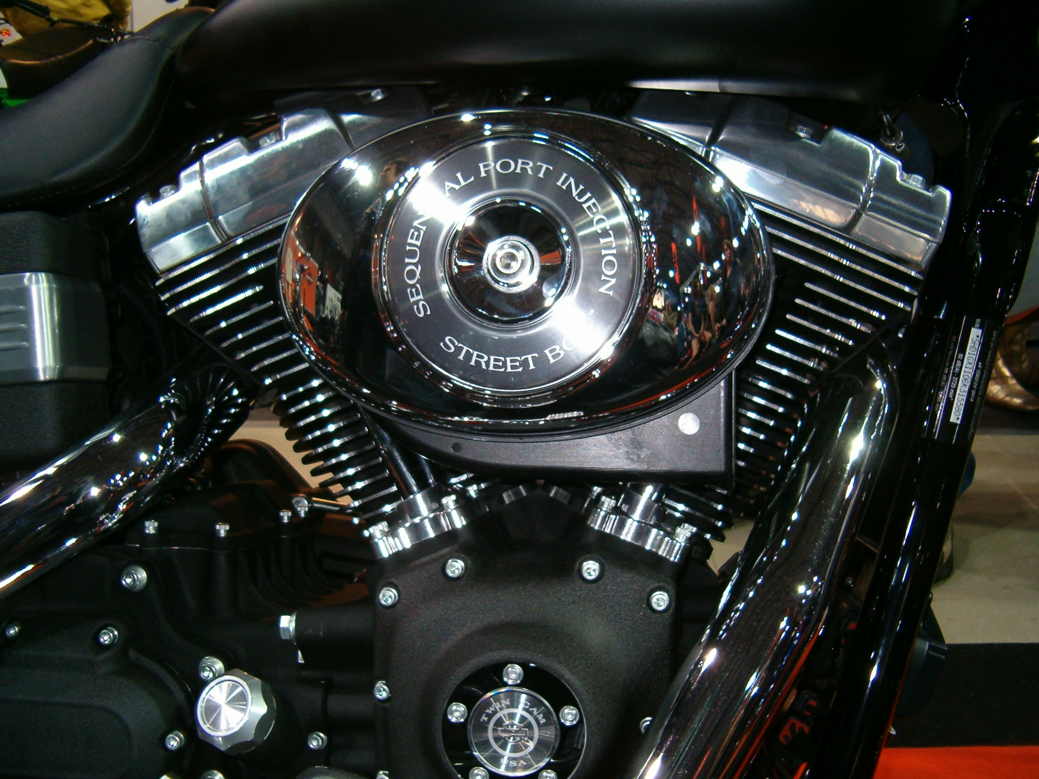 Harley-Davidson Twin Cam engine