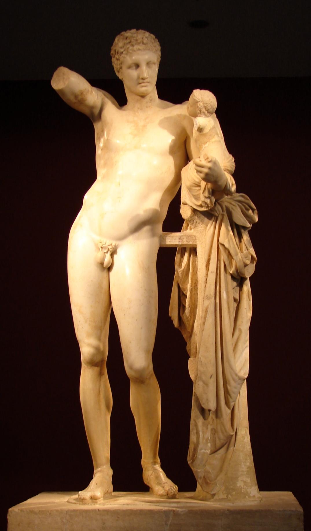 El Enciclopedia Hermes Dioniso WikipediaLa Niño Libre Con IWD92EH