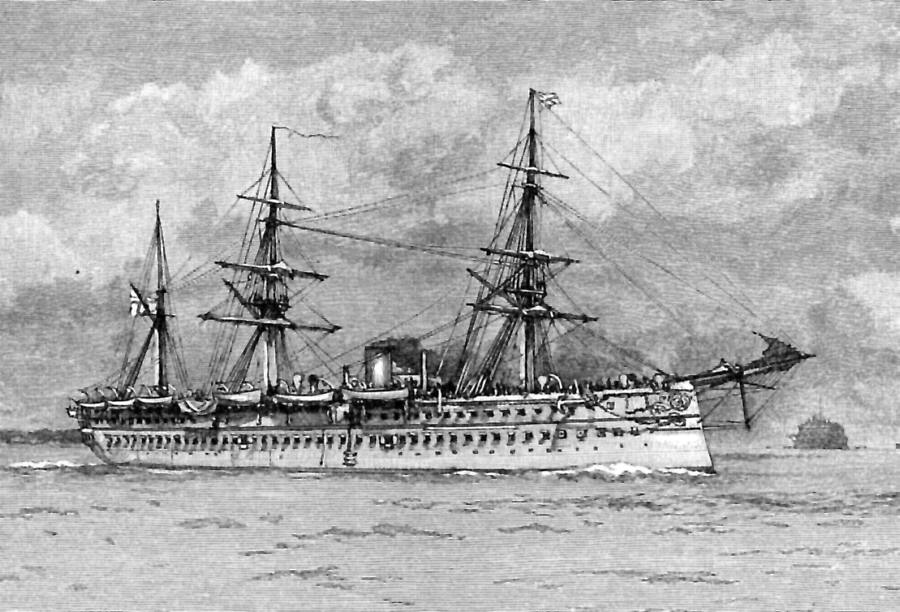 Euphrates Class Troopship Wikipedia