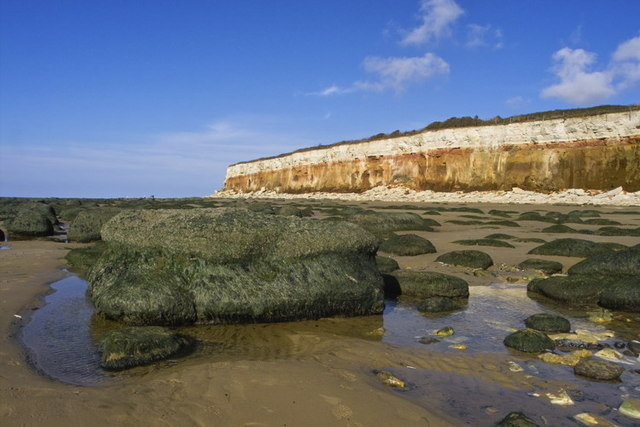 Hunstanton Beach - geograph.org.uk - 660702