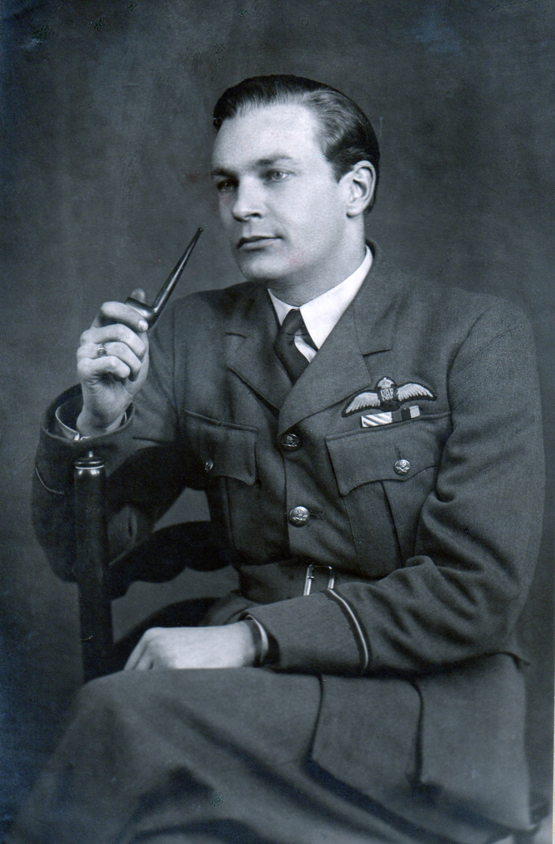Jack Currie in 1943