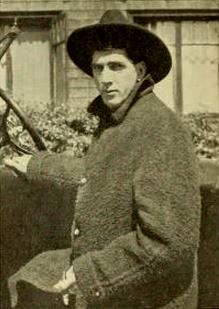Jackson Gregory in 1919