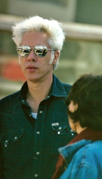 English: Jim Jarmusch at the Cannes film festival.