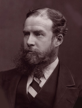 "Archaeologist Sir John Lubbock was the first to coin the term ""Neolithic"", in 1865. John Lubbock72.jpg"
