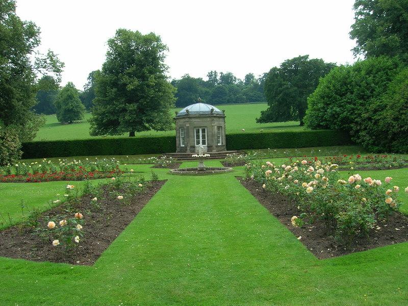 Kedleston Hall Gardens - geograph.org.uk - 1704897