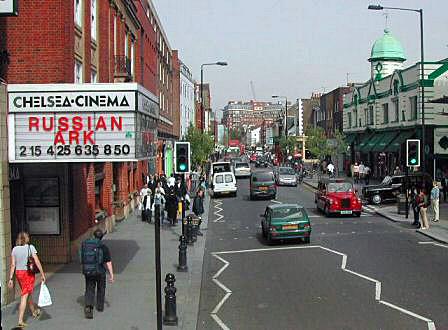 Stadtteil Chelsea