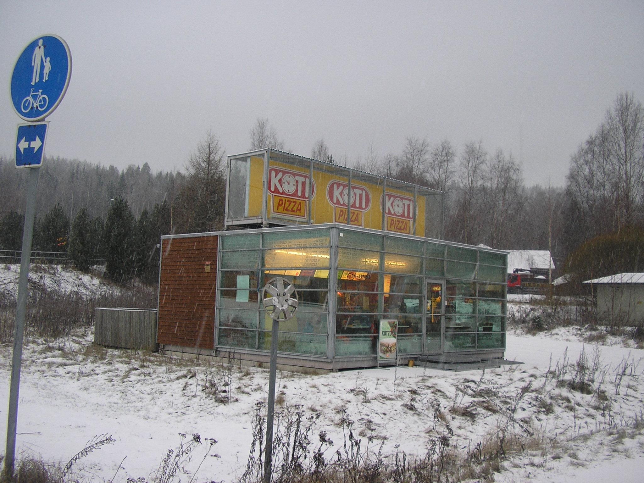 Kotipizza keljo