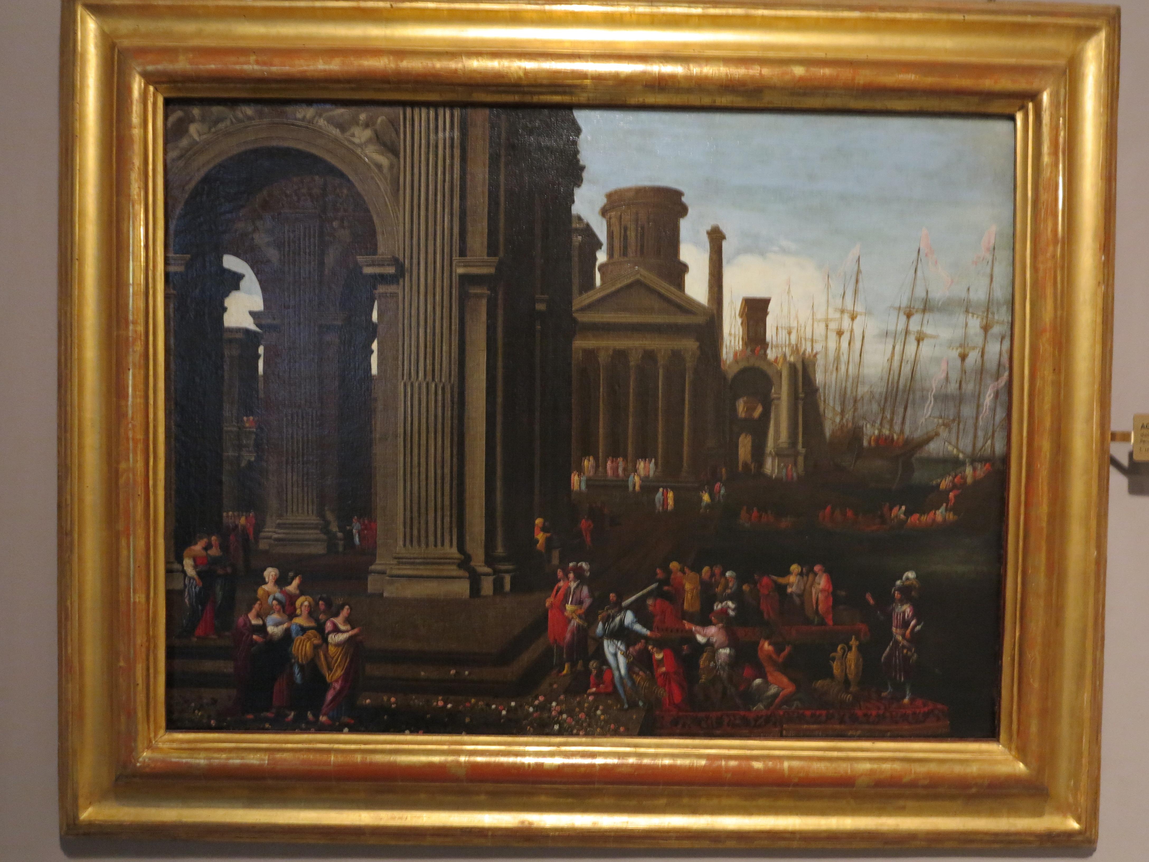 Agostino Buonamici l'imbarco Di Detto Sant'orsola File nPXk0wO8