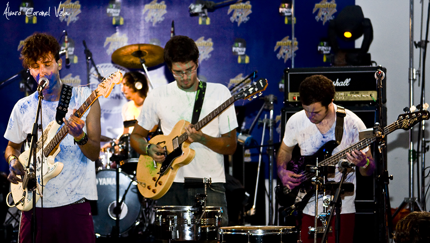 La Vida Bohème, representantes del rock venezolano