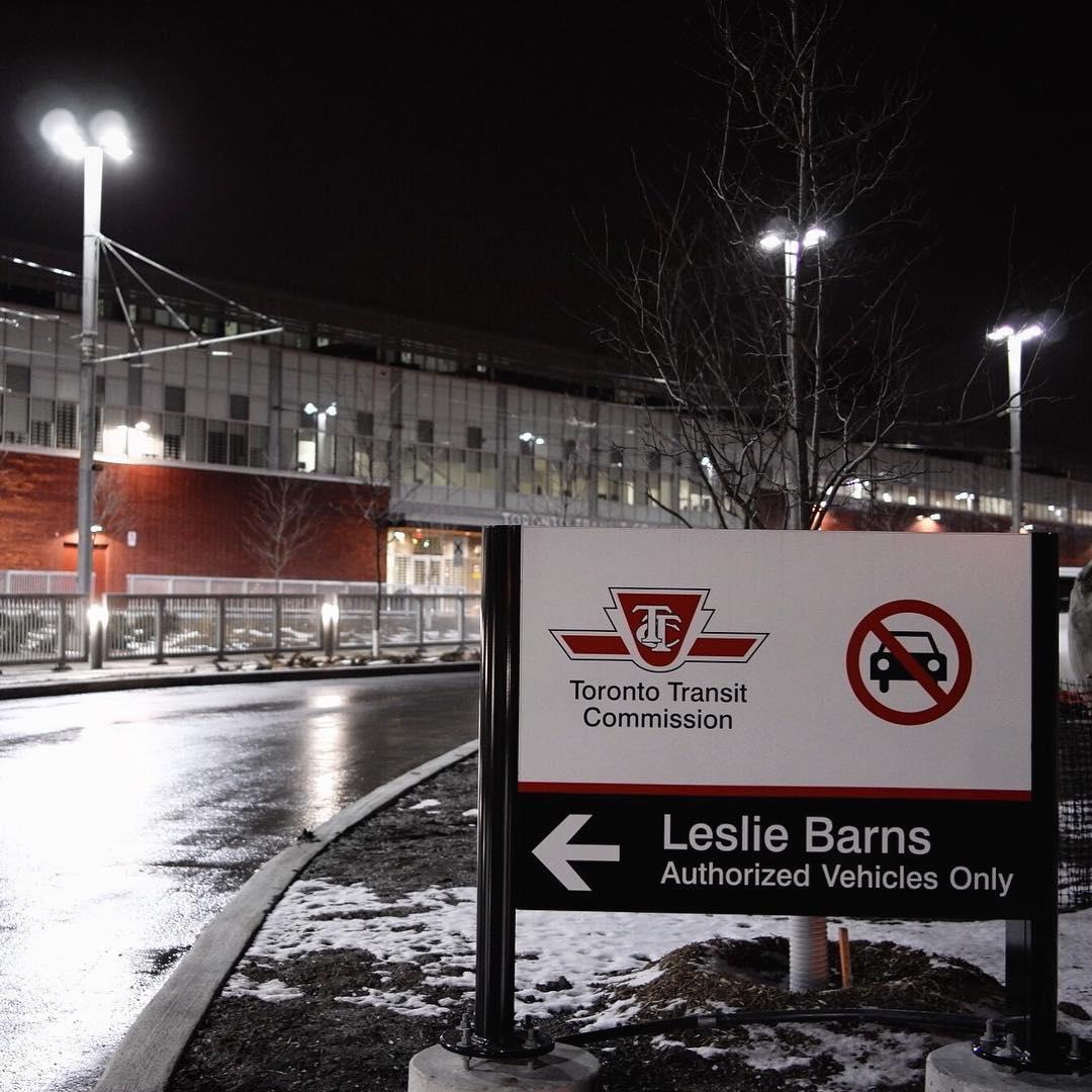 Leslie Barns