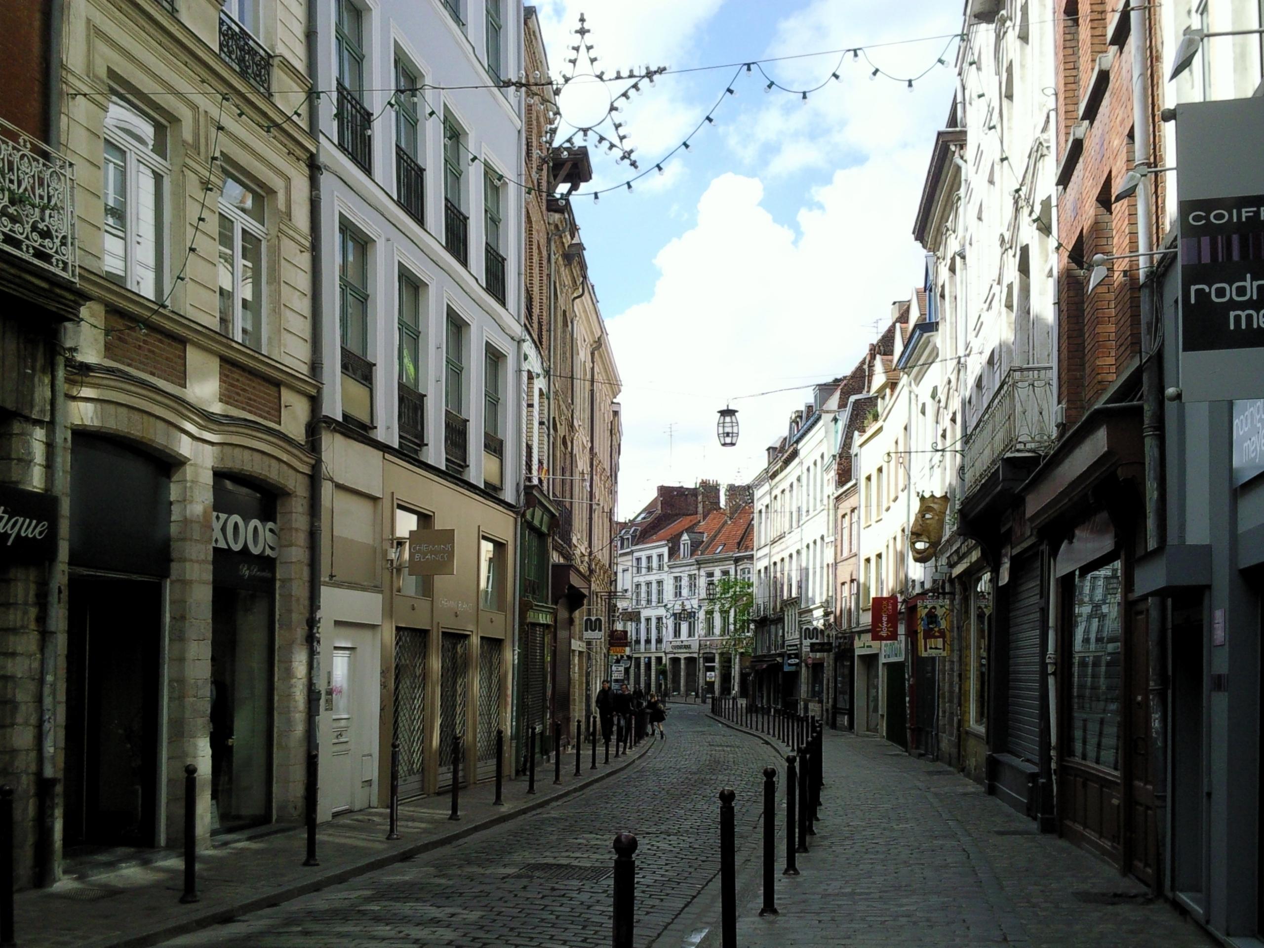 File:Lille rue de la clé.jpg - Wikimedia Commons