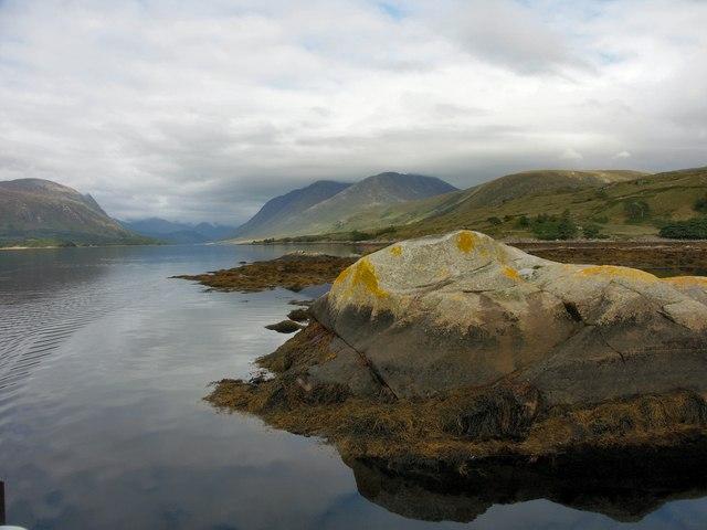 File:Loch Etive - geograph.org.uk - 235709.jpg