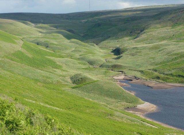 Lower Hills, Wessenden Valley, Marsden - geograph.org.uk - 929859
