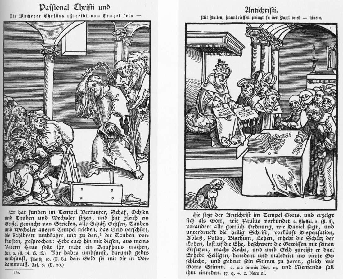 Reformation und Glaubensspaltung | segu Geschichte