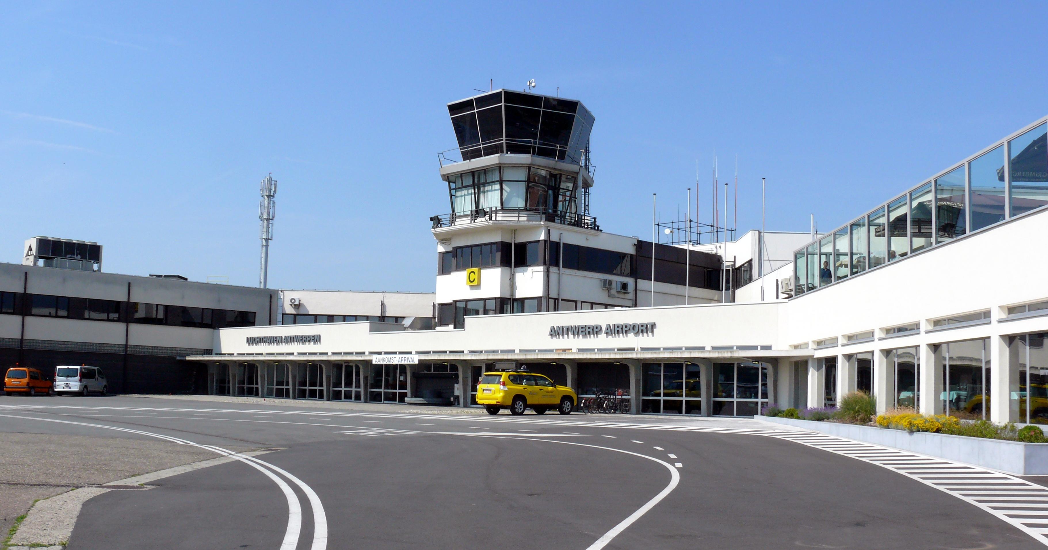 空港アントワープ(アントワープ空港)。 公式sayt.2