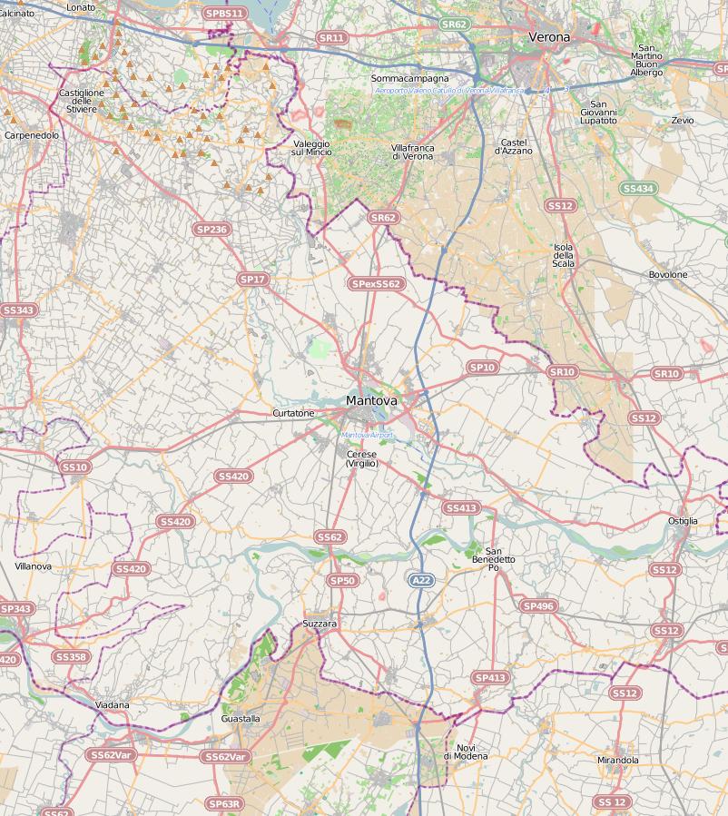 Cartina Geografica Della Provincia Di Mantova.File Mappa Provincia Di Mantova Png Wikimedia Commons