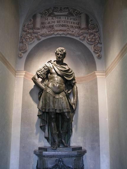 Marcus Aemilius Lepidu... Octavius Julius Caesar