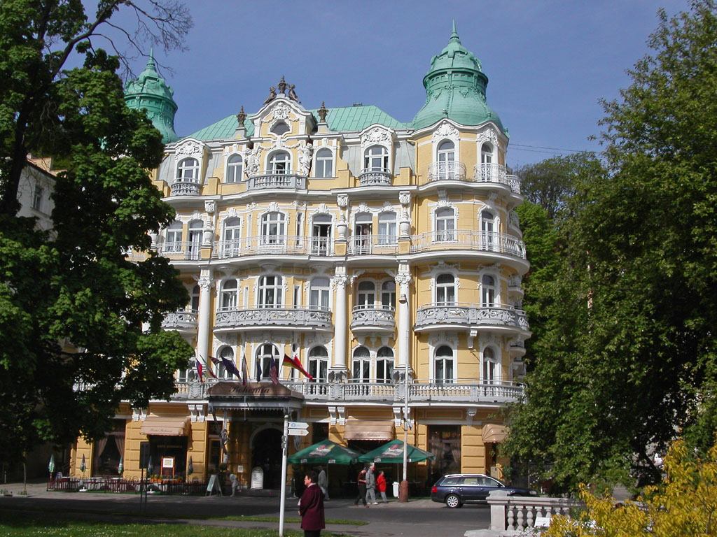 Hotel Klein Wien Sorrent