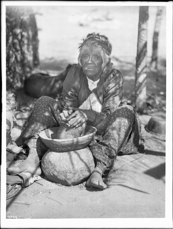 Cahuilla Roles - California Indians