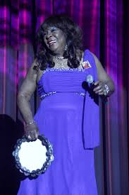 The 77-year old daughter of father Elijah Joshua Reeves and mother Ruby Lee Gilmore Martha Reeves in 2018 photo. Martha Reeves earned a  million dollar salary - leaving the net worth at 5 million in 2018