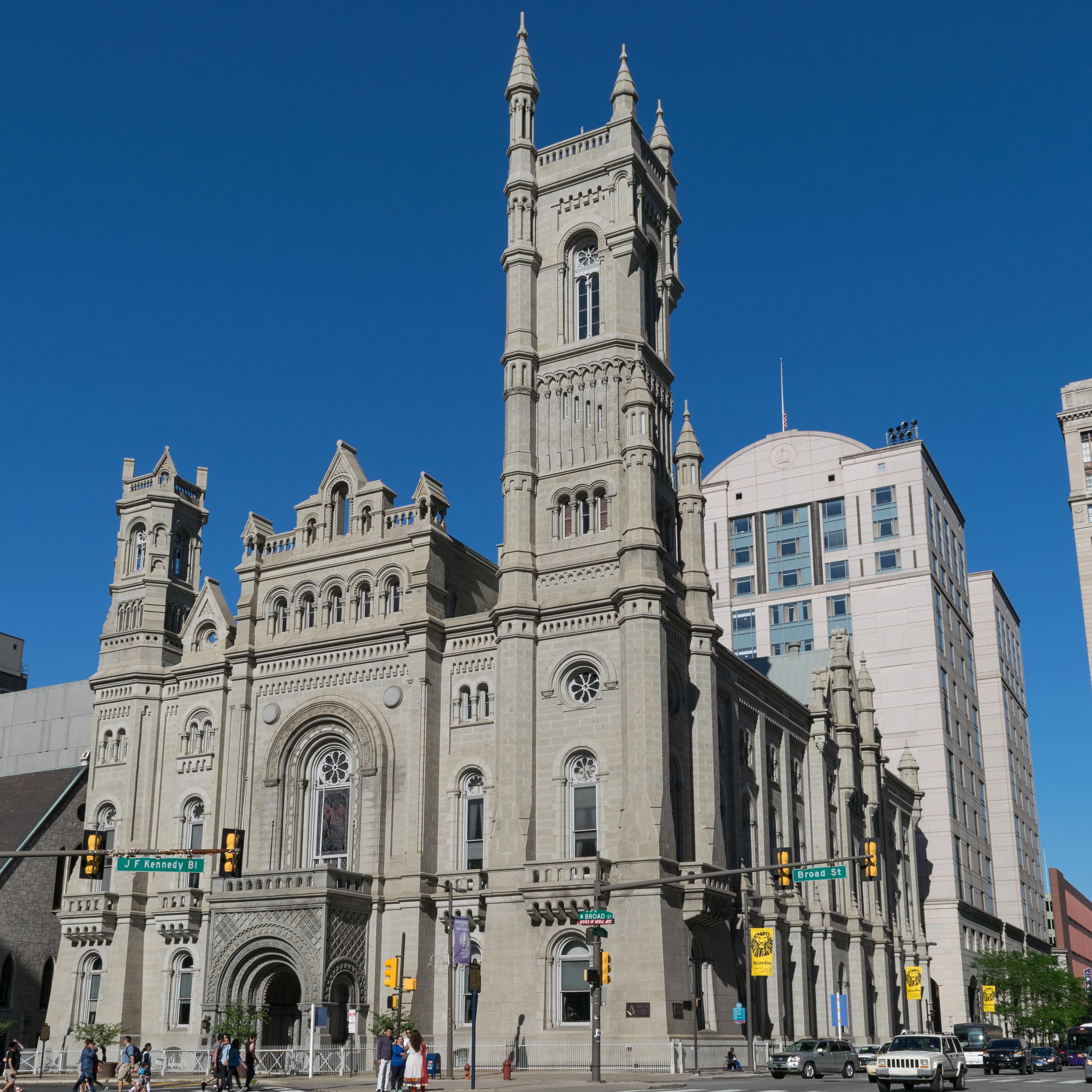 Masonic Temple (Philadelphia, Pennsylvania) - Wikipedia