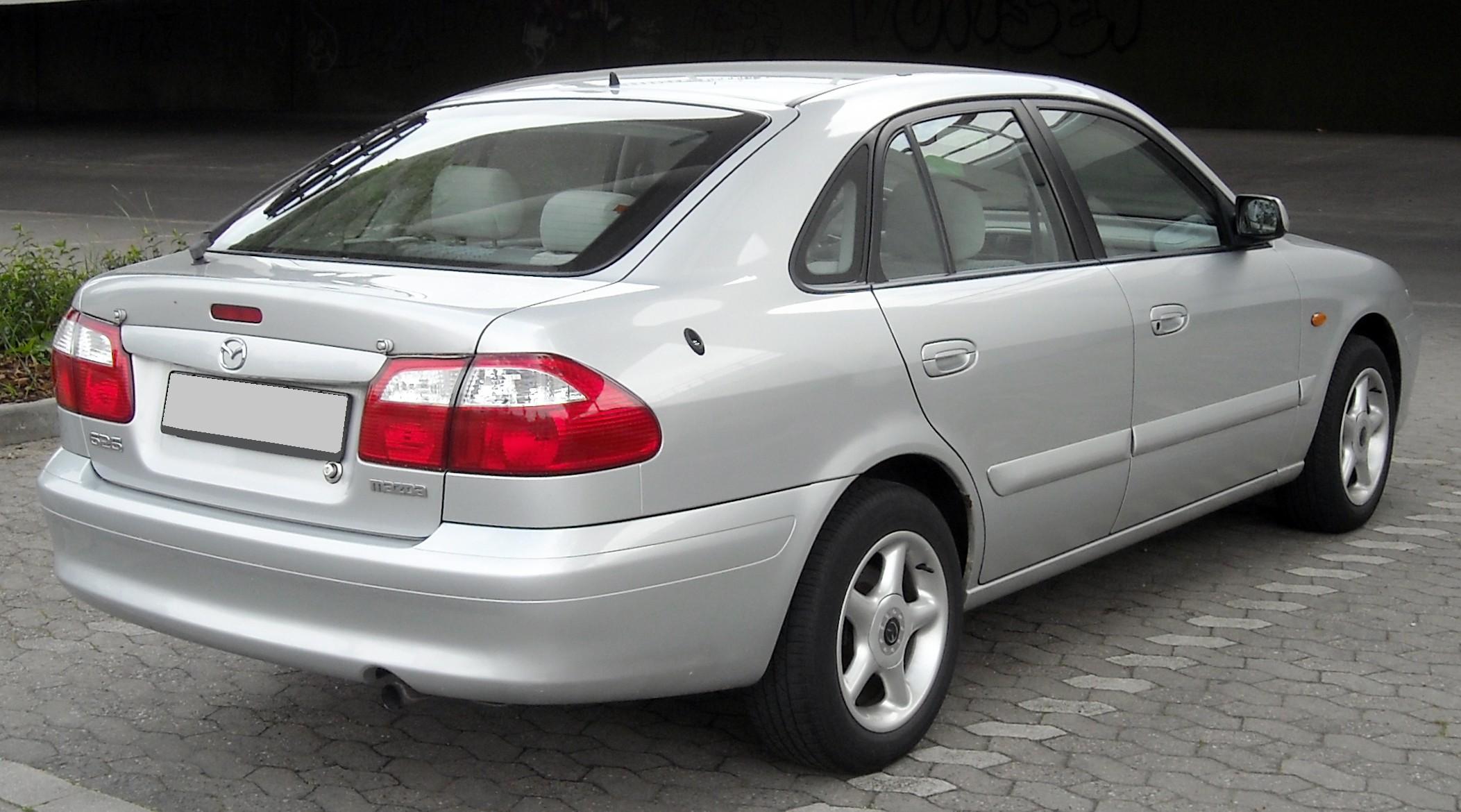 File:Mazda 626 rear 20090506.jpg