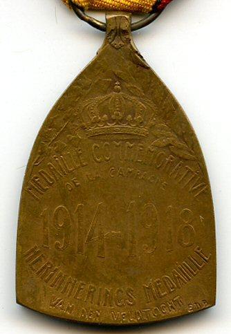 Célèbre Commemorative Medal of the 1914–1918 War - Wikipedia HQ96