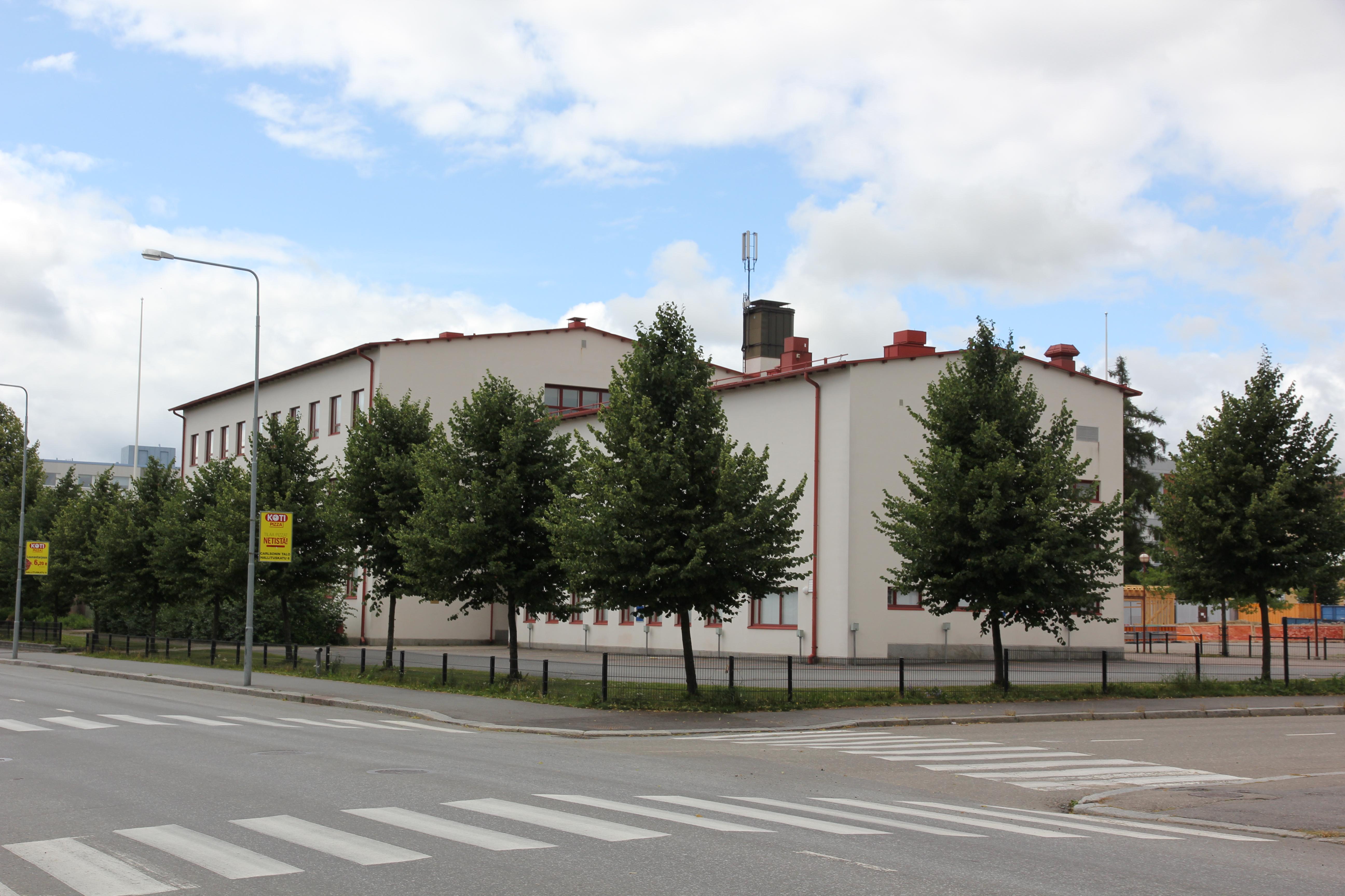 Lyseon koulu mikkeli