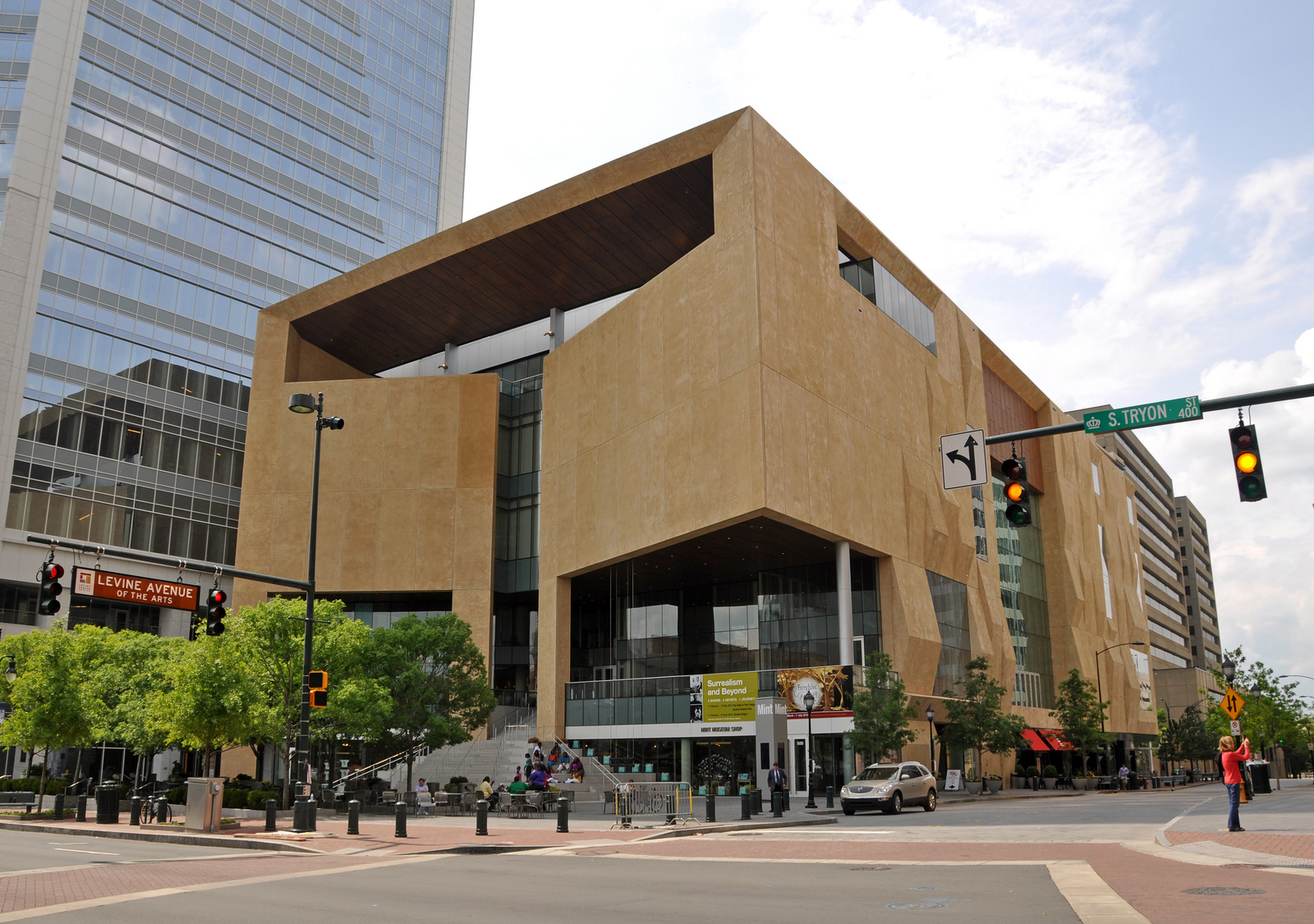 """Mint Museum in Uptown Charlotte, North Carolina"" by Wikipedia"