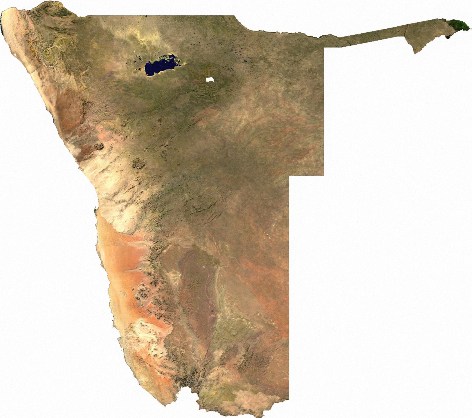 Map Satellite Mexico - Satellite mexico map