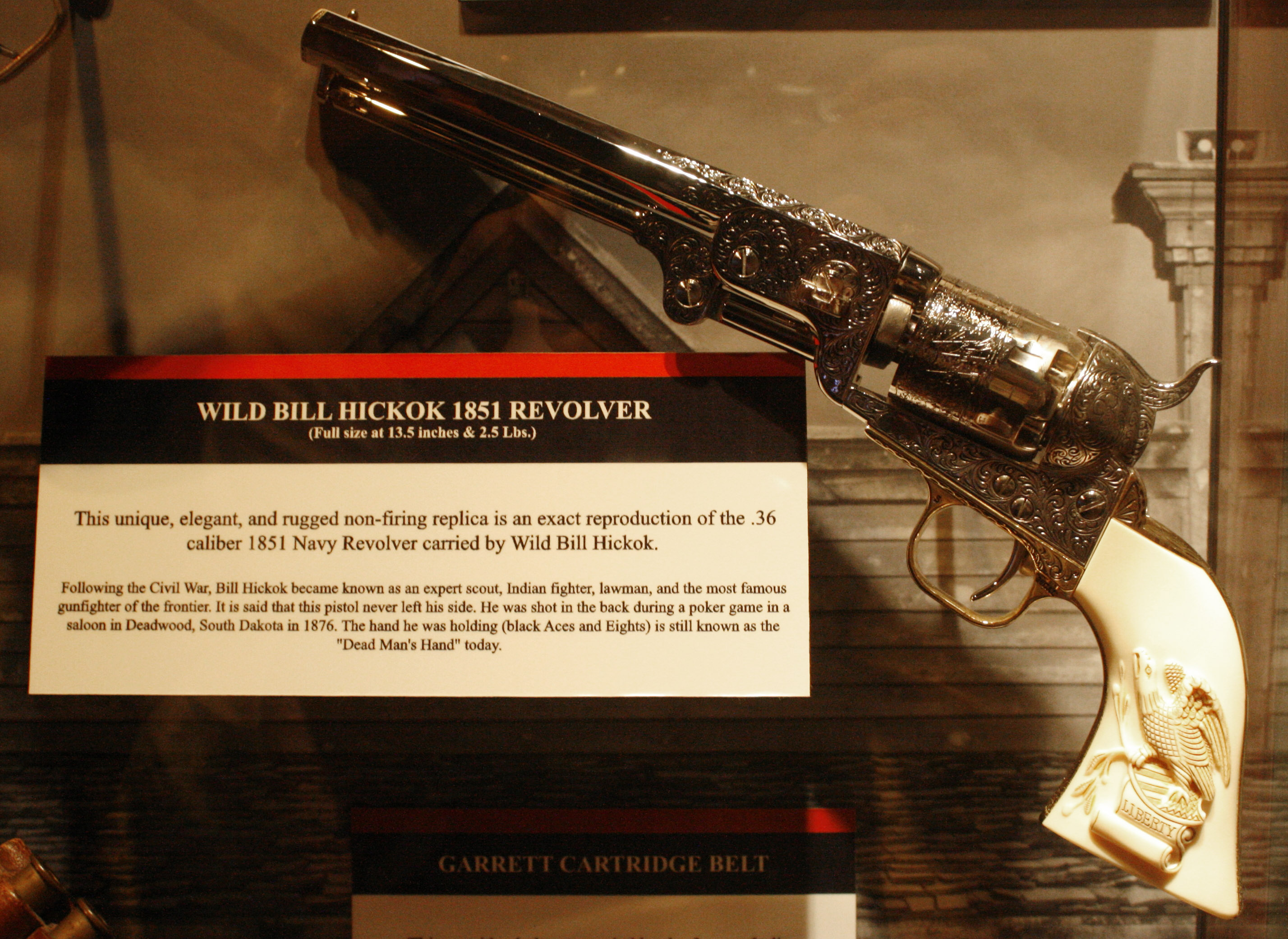 File:National Museum of Crime and Punishment - Wild Bill