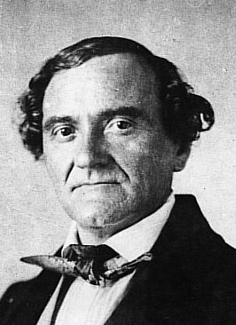 Johann Nepomuk Eduard Ambrosius Nestroy