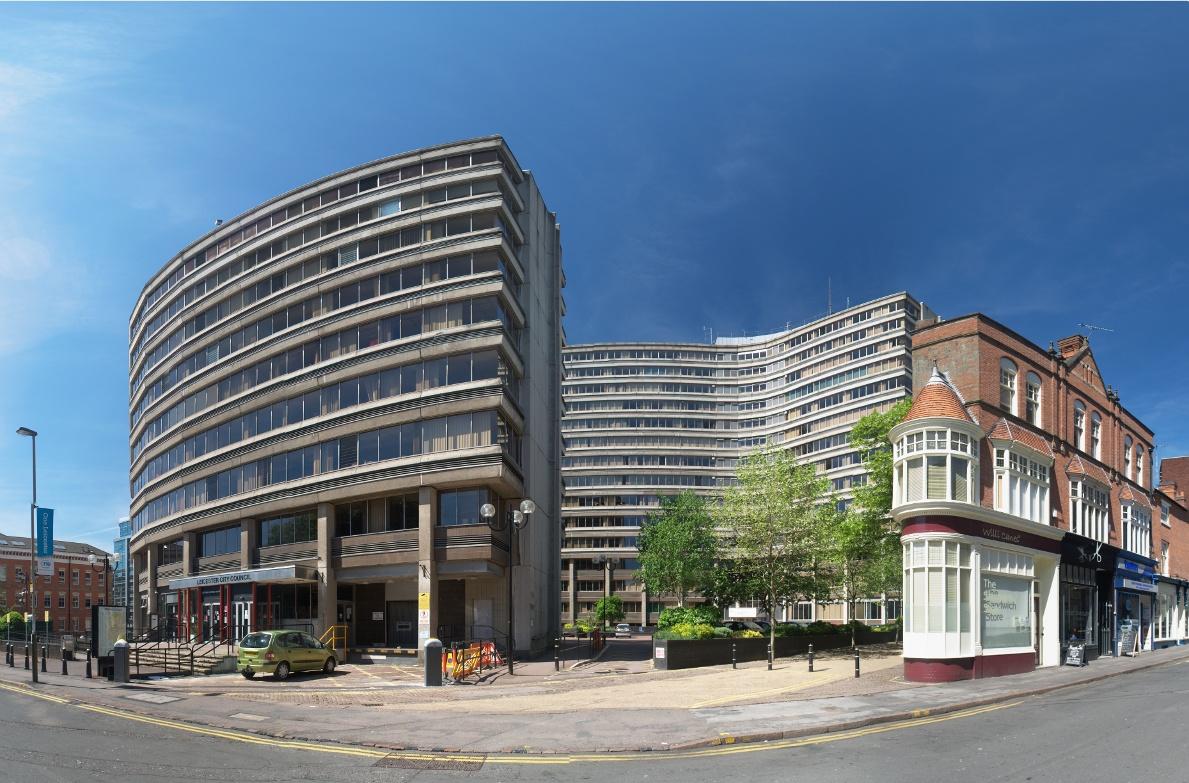 Leicester City Council Mapio Net