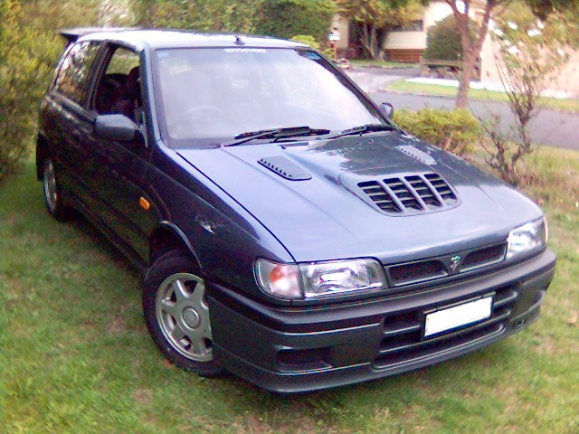 nissan sunny gti r wikipedia. Black Bedroom Furniture Sets. Home Design Ideas