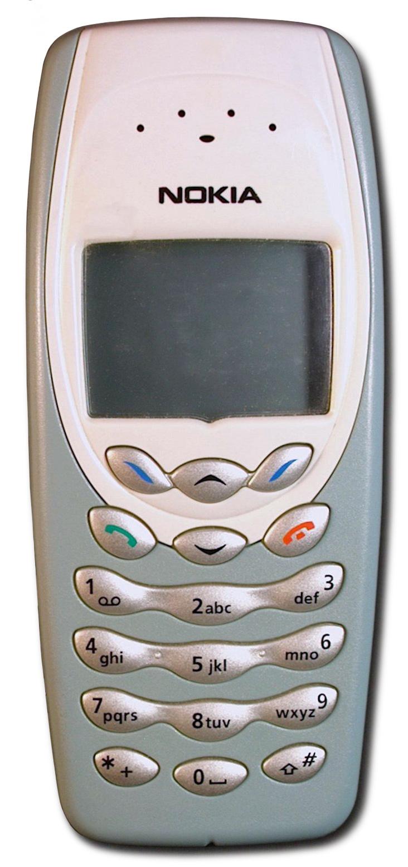 Alte Nokia Handys