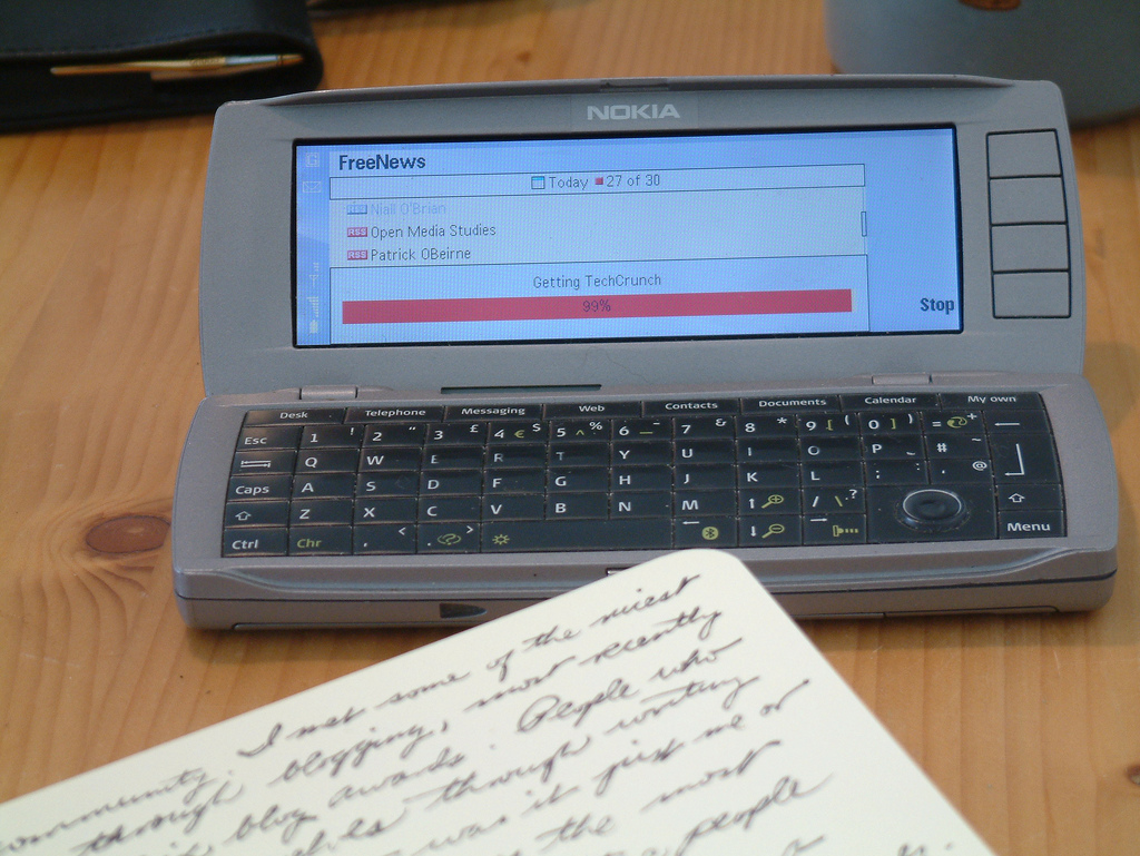 Nokia 9500 Communicator — Vikipēdija