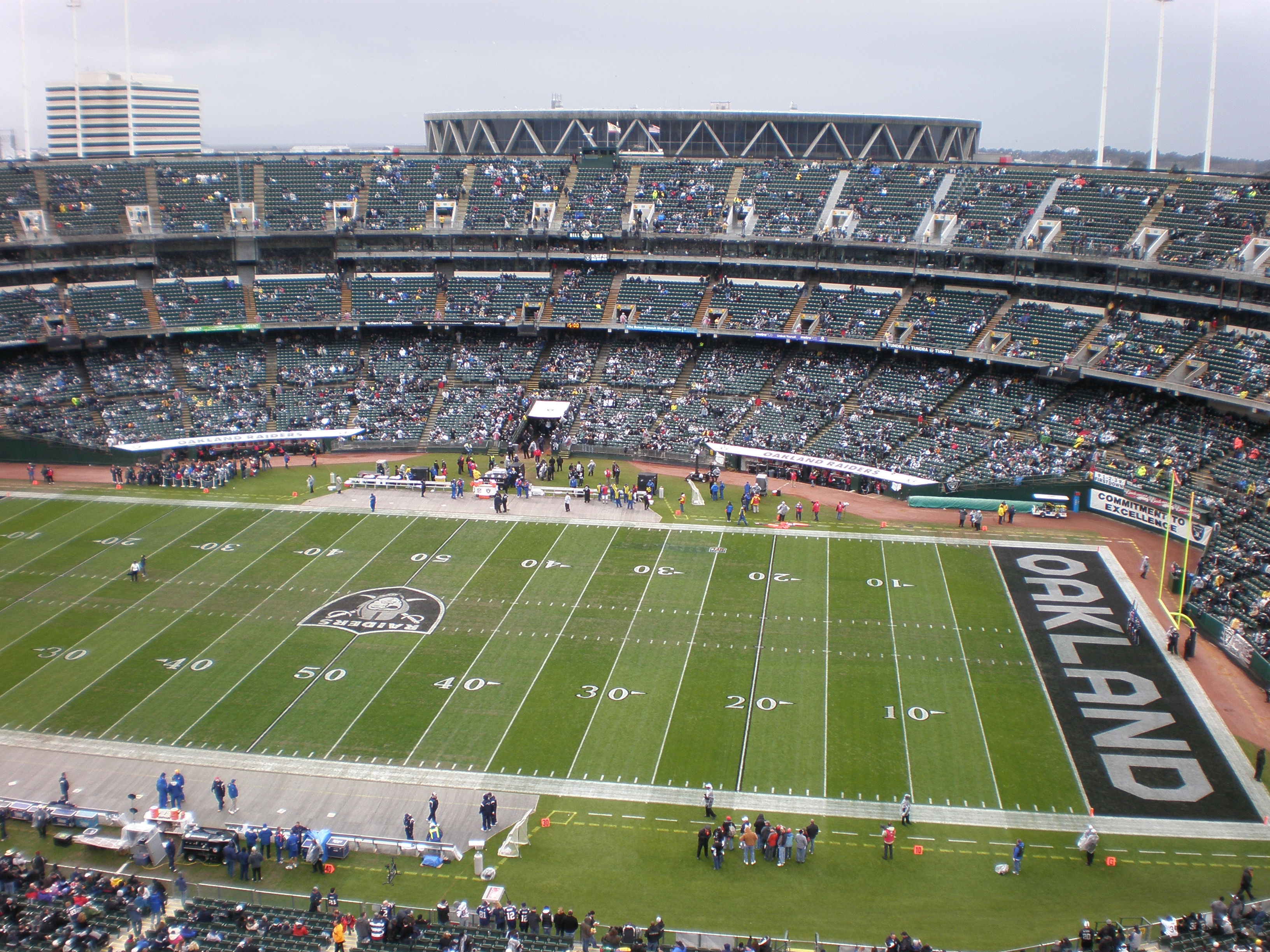 Oakland Raiders relocation to Las Vegas - Wikipedia