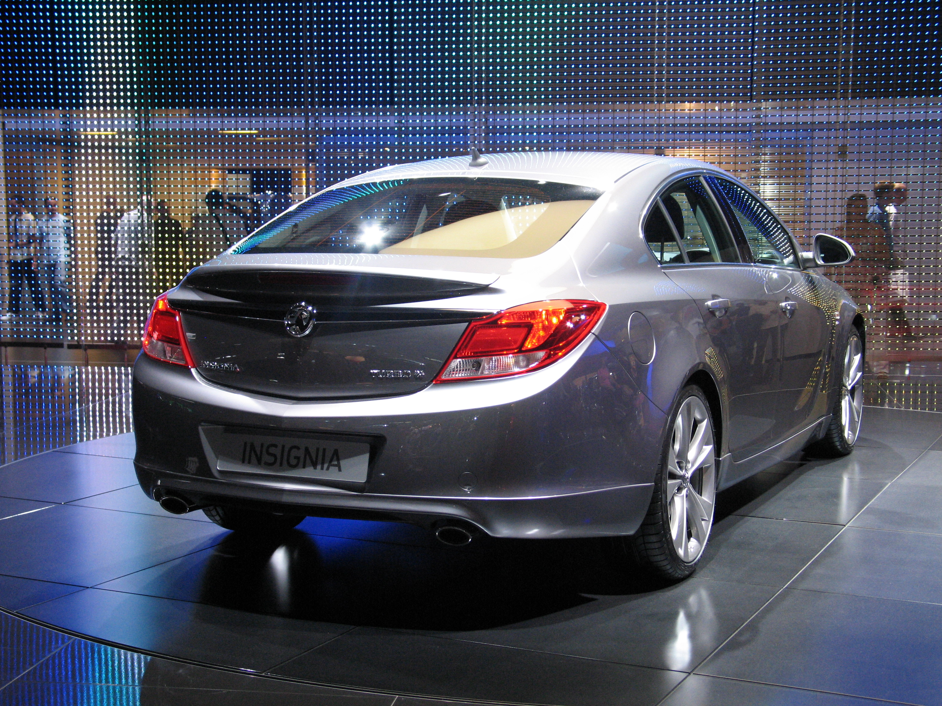 file opel vauxhall insignia wikimedia commons. Black Bedroom Furniture Sets. Home Design Ideas