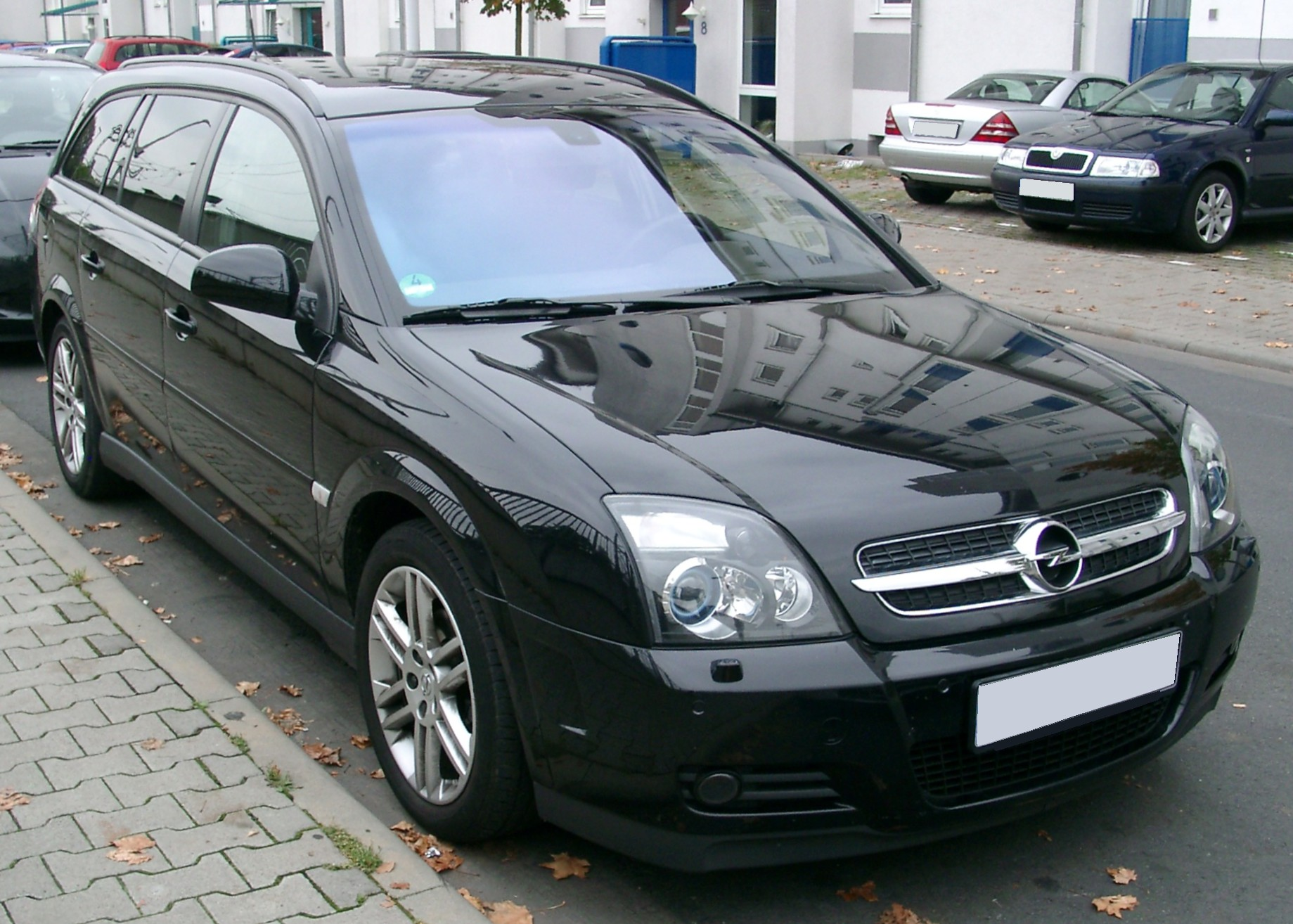 opel vectra caravan p gina 20. Black Bedroom Furniture Sets. Home Design Ideas