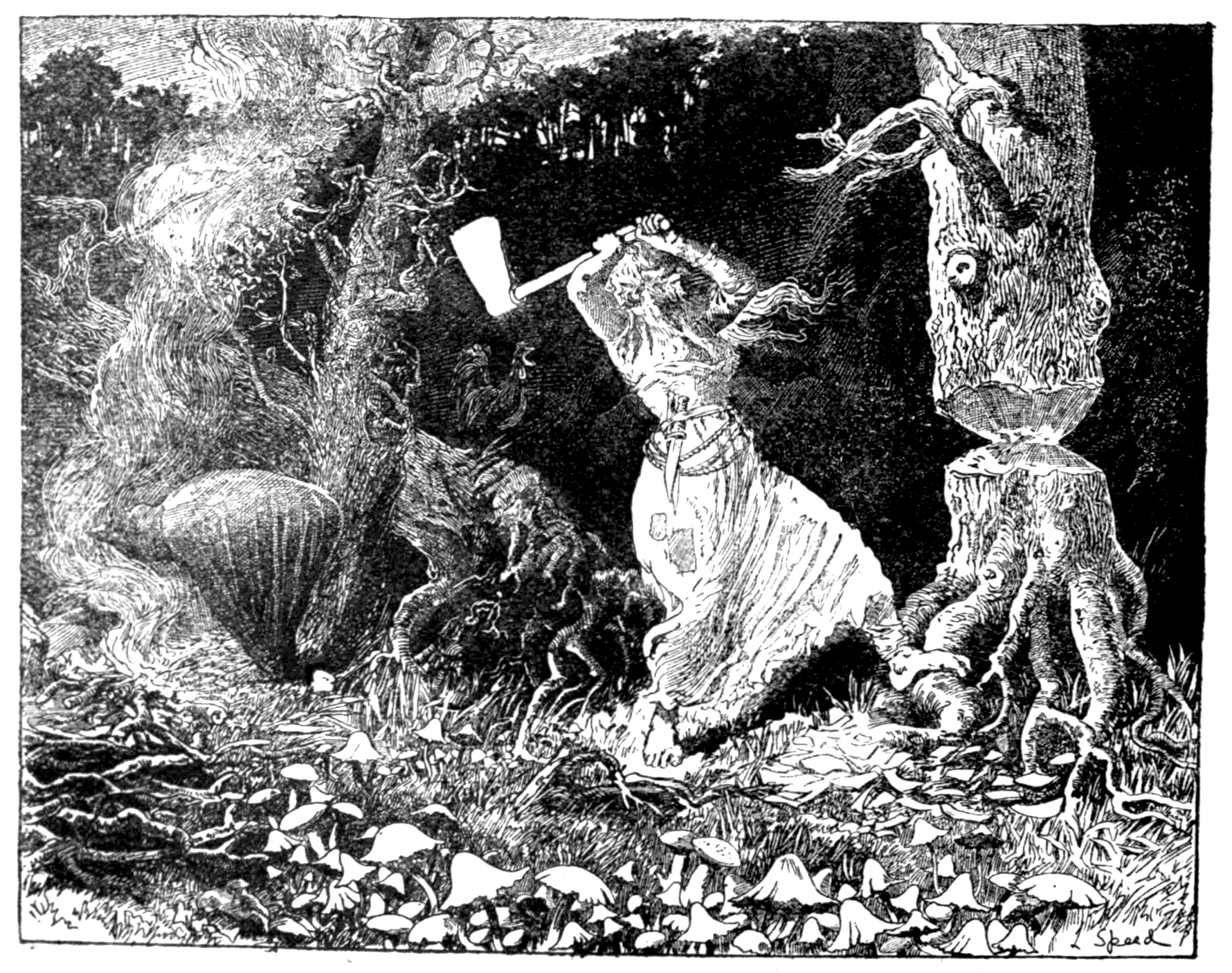 Filepage 60 illustration b in the red fairy book 1890 png