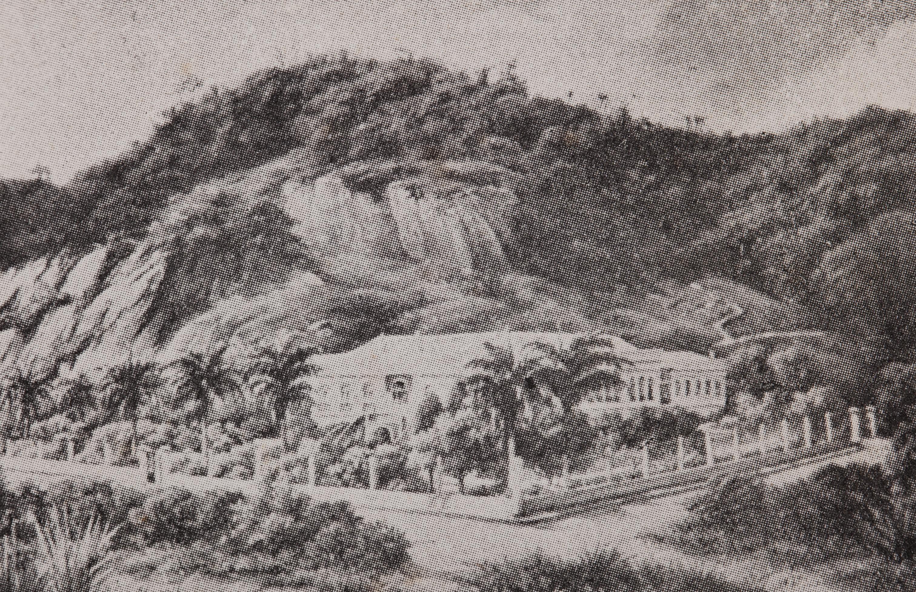 Palácio Isabel, hoje Palácio Guanabara, em 1870