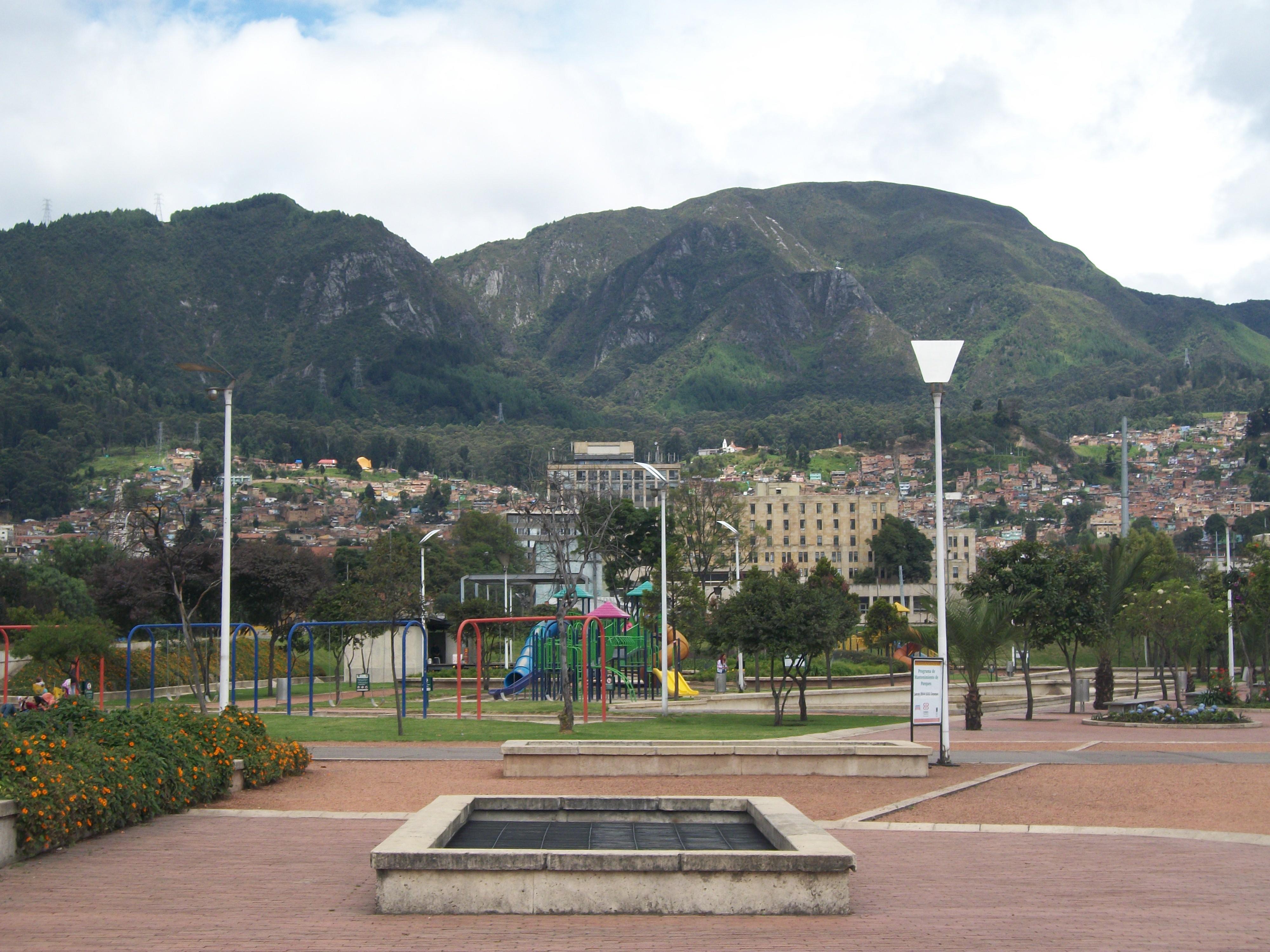 Parque Del Tercer Milenio