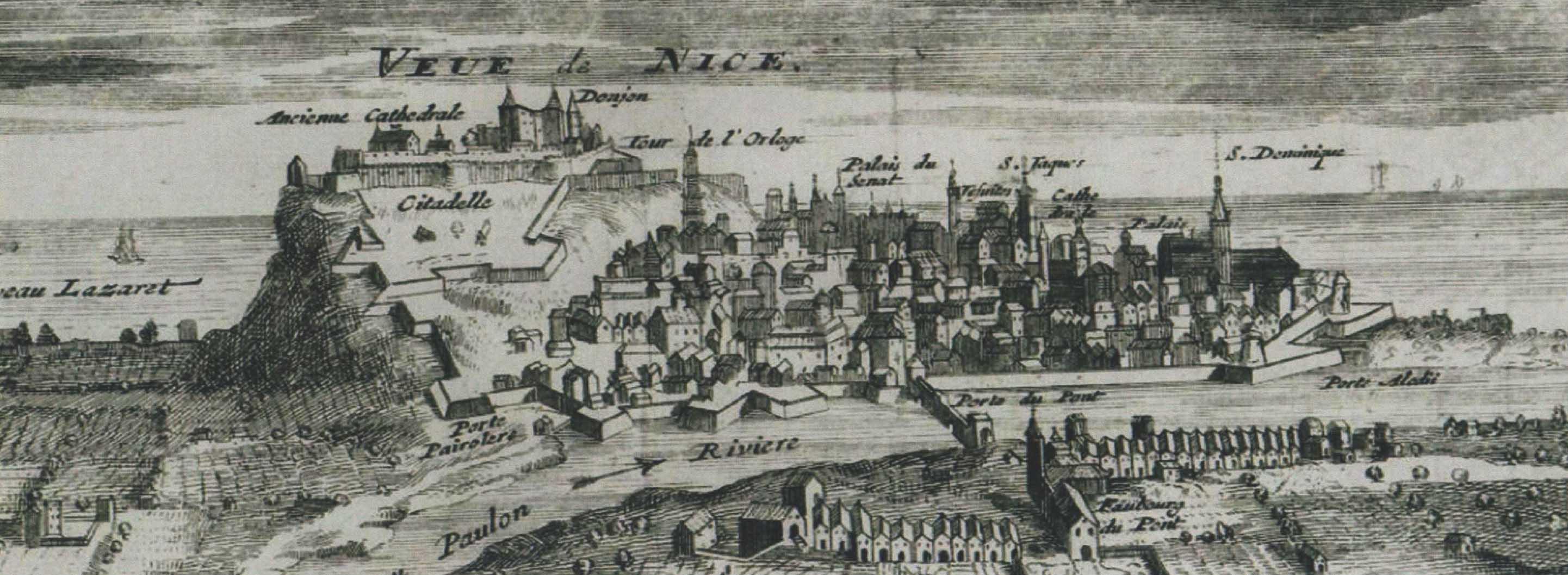 de la ville et du chateau