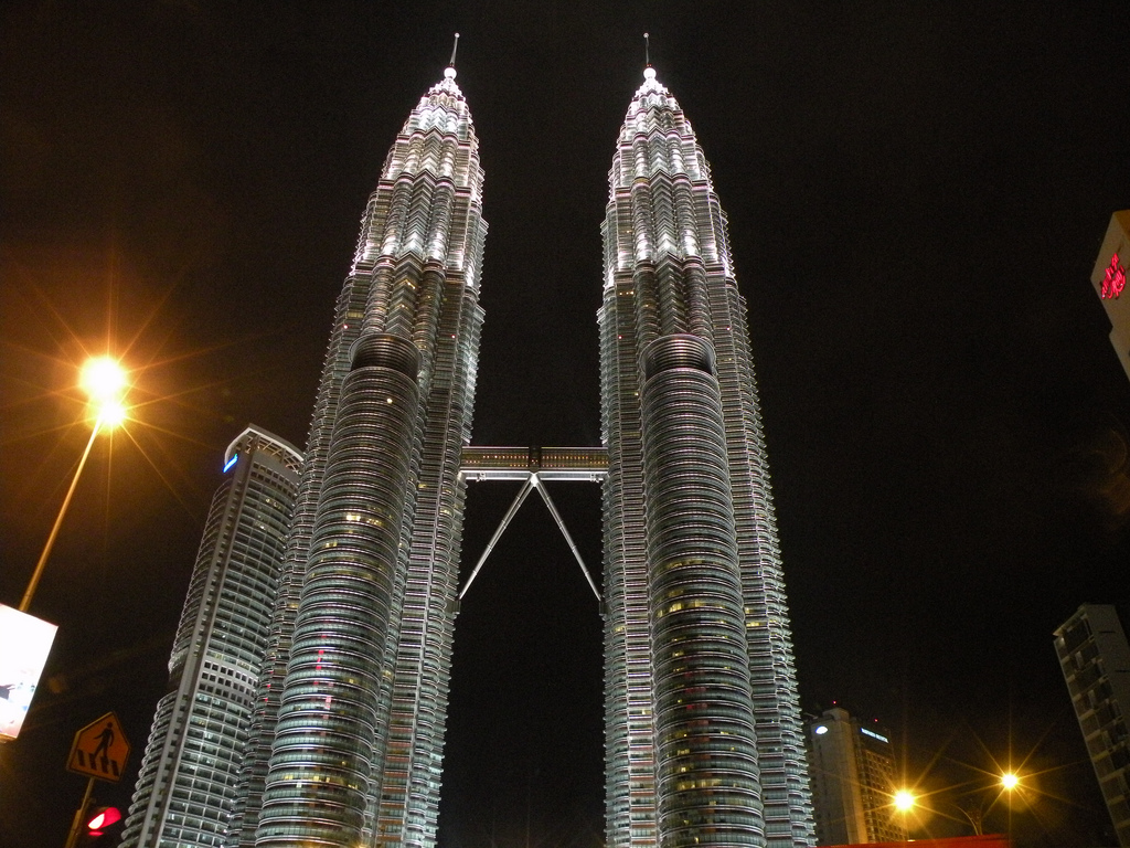 petronas towers history