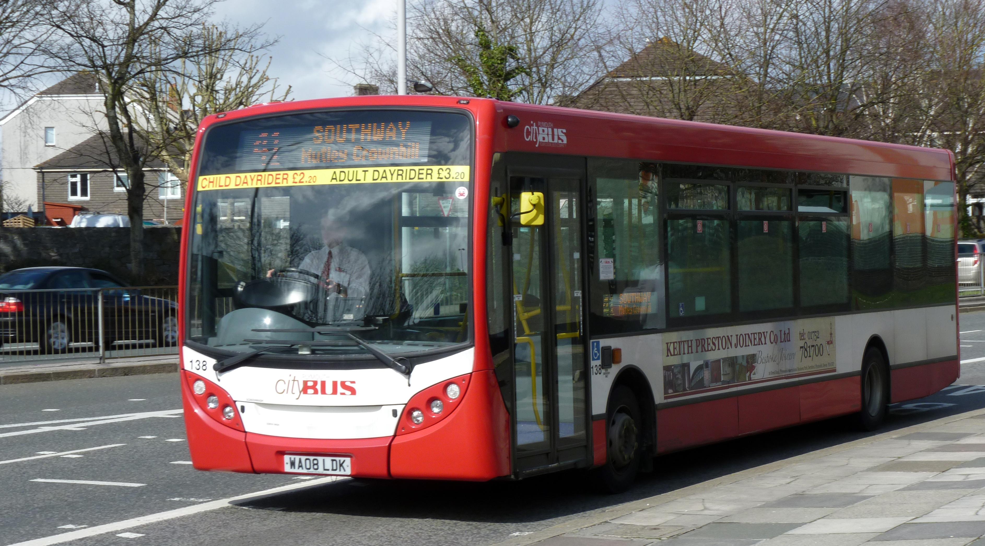 File:Plymouth Citybus 138 WA08LDK (4528711321) jpg - Wikimedia Commons