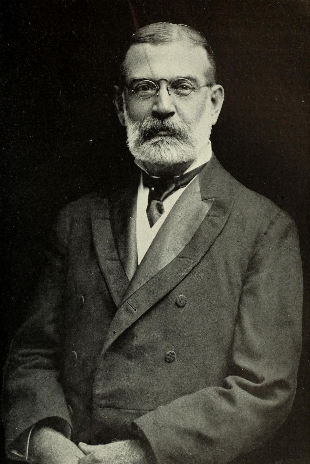 image of William Dutcher