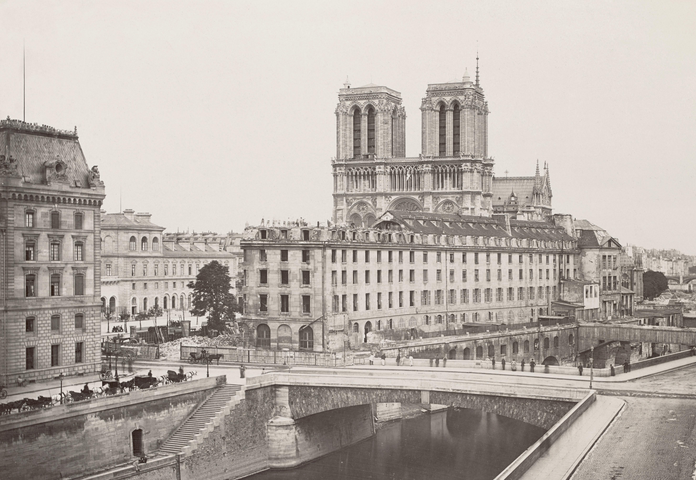 Hopital Hotel Dieu Paris