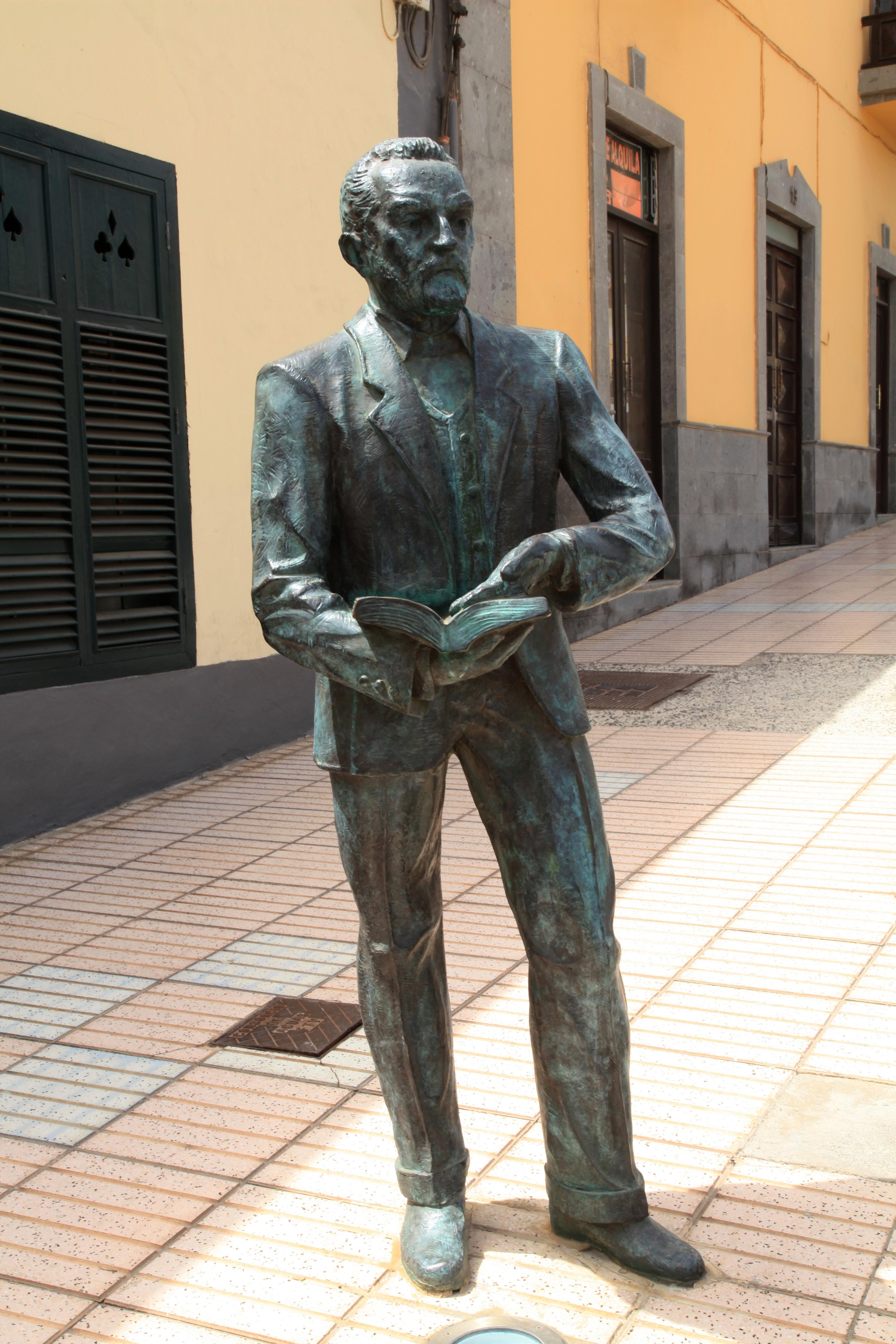 Miguel de Unamuno en Fuerteventura