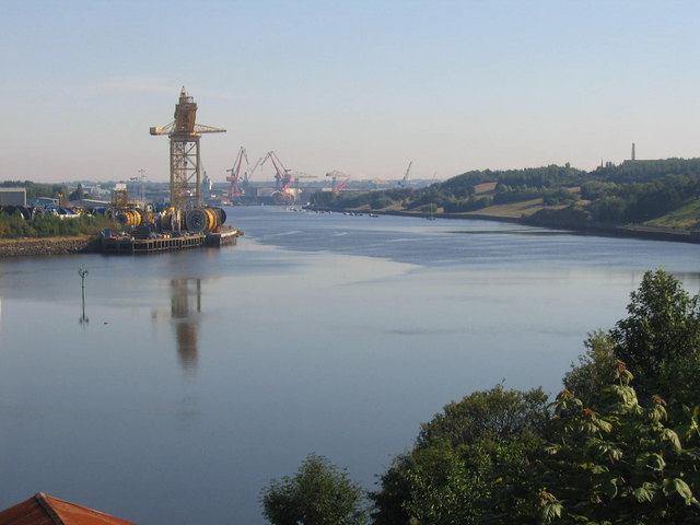 File:Quiet River Tyne - geograph.org.uk - 205421.jpg